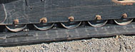 Bobcat Bottom Track Rollers 6732901