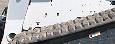 Bobat T300 Rubber Track