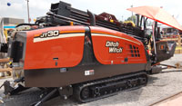 Ditch Witch JT30 Tracks