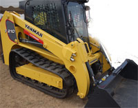 Yanmar T210 Skid Steer Loader