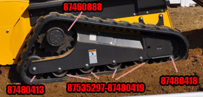 Case CTL Parts