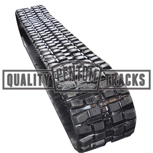 Case CX 55B and Kobelco SK045 Rubber Tracks