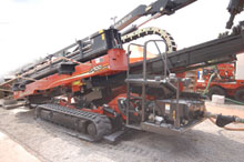 Ditch Witch JT100 Rubber Tracks