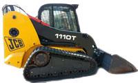 JCB 110T Rubber Tracks