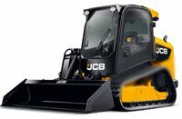JCB 320t Rubber Track